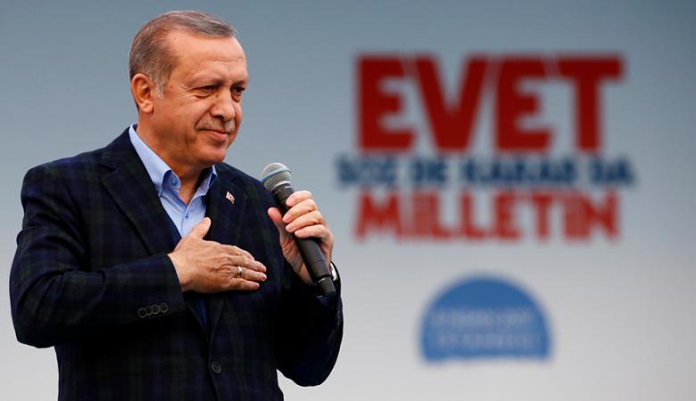 اردوغان وحزبه يطالبان بالغاء انتخابات اسطنبول