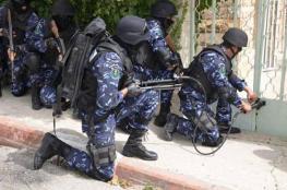 الشرطة تضبط 250 غرام من الحشيش في الخليل