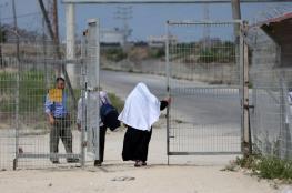 """""""اسرائيل """" تغلق جميع المعابر  حتى اشعار آخر"""
