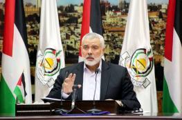 حماس تعقد اجتماعا مع مجموعة السلام العربية من اجل التوصل لوحدة فلسطينية