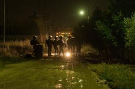 الاحتلال يقتحم طولكرم ويصادر كاميرات مراقبة تابعة لاحد المطاعم