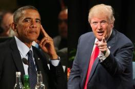 ترامب يتهم اوباما بالتجسس عليه ويصف الامر بالفظيع