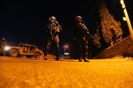 الاحتلال يعيق حركة تنقل المواطنين على المدخل الشمالي للبيرة