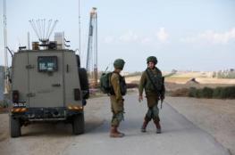 ضباط أمن مستوطنات غلاف غزة يعلنون الإضراب