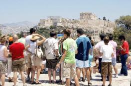 """""""اسرائيل """": يونانيون مصابون بكورونا زاروا اماكن في الضفة الغربية"""