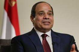 السيسي يغادر مصر في جولة خليجية