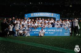 ريال مدريد يتوج ببطل العالم للأندية