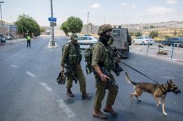 اعتقال فتاة من بلدة بيت فجار  قرب غوش عتصيون