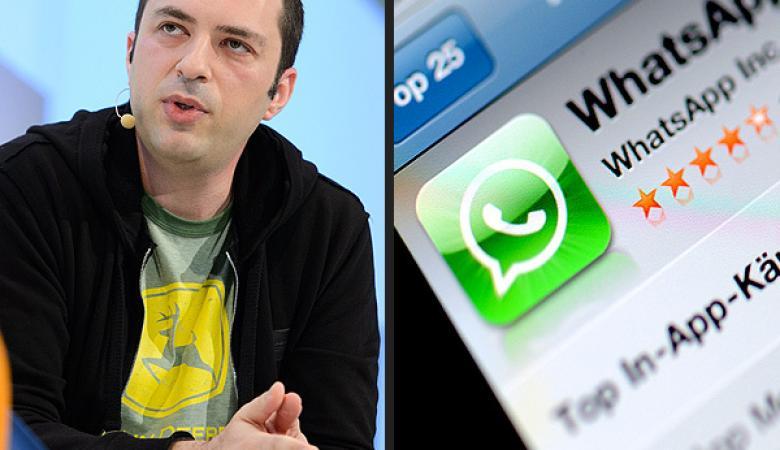مؤسس واتساب لمستخدمي فيسبوك :لقد حان الوقت .. الغو حساباتكم فورا