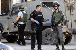 اصابة جندي اسرائيلي بجراح خطيرة بعملية طعن جنوب نابلس