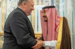 وزير الخارجية الامريكي في السعودية لبحث التوتر في منطقة الخليج