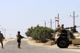 مقتل جندي مصري برصاص  قناص بشمال سيناء
