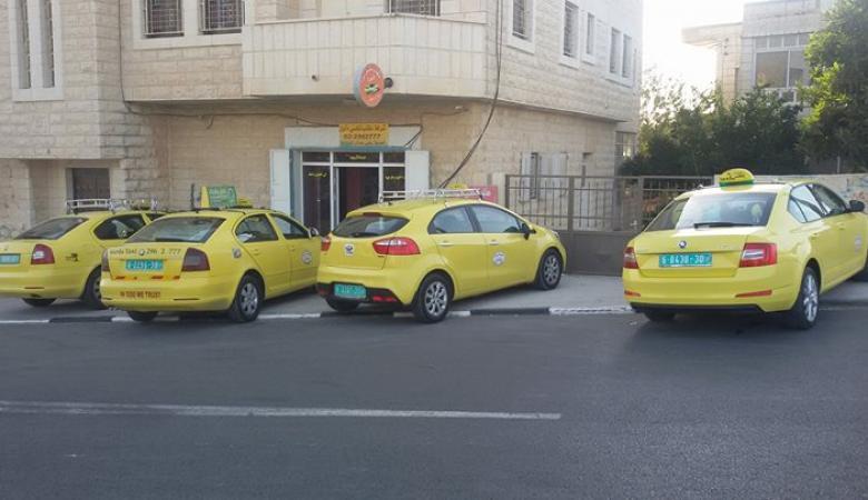دراسة تؤكد ان سيارات التاكسي الصفراء  اقل عرضة للحوادث