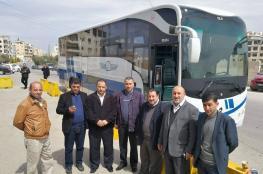 الأوقاف تنتهى من استئجار حافلات نقل الحجاج إلى الأراضي السعودية