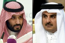 شقيق أمير قطر يوجه التهنئة إلى السعودية