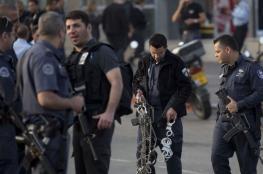 """قوات القمع الاسرائيلية تقتحم قسم الأسرى في """"عسقلان """""""