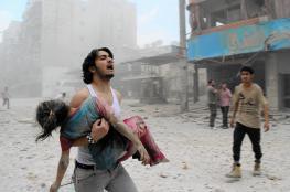 """النظام السوري قتل 27 الف سيدة منذ بداية الثورة """"تقرير """""""