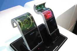 الأجهزة القابلة للطي ستتوفر في الأسواق بحلول 2018