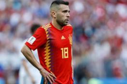 نجم برشلونة مندهش بعد ابعاده عن قائمة المنتخب الاسباني