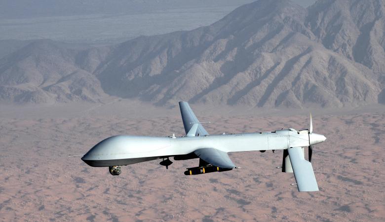 الحوثيون يعلنون إسقاط طائرة أمريكية
