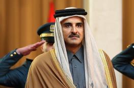 تصريحات مفاجئة لأمير قطر حول الصراع في سوريا وليبيا واليمن