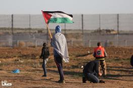 30 إصابة في قمع الاحتلال لمسيرات العودة