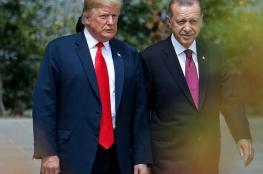 عقوبات امريكية  قد تطال أردوغان نفسه