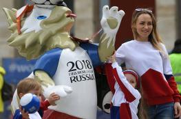 بالارقام ...هذه مكاسب روسيا من كأس العالم
