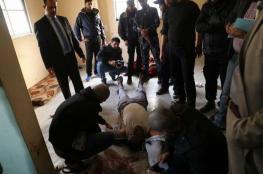 غزة: قاتلا المغدور النجار يمثلان جريمتهما