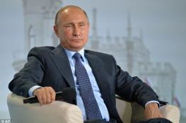 بوتين يشيد بالتواجد العسكري الأمريكي في افغانستان
