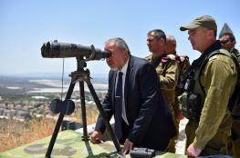 ليبرمان يدعو الجيش للاستعداد لأي سينايرو محتمل تجاه غزة
