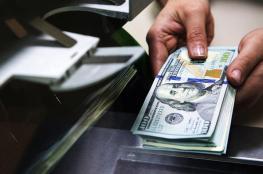 الدولار يواصل هبوطه المدوي امام الشيقل