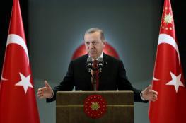 أردوغان يتوعد الأكراد بمنع استفتاء الانفصال