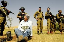 الاحتلال يقرر الاستيلاء على 52 دونم من اراضي عزون شرق قلقيلية