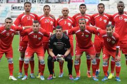 المنتخب الفلسطيني : جاهزون لمواجهة منتخب الساموراي الياباني