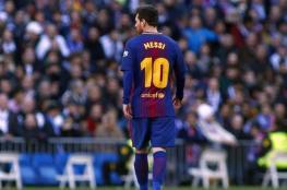 ميسي يواصل تحطيم الارقام القياسية في الدوري الاسباني