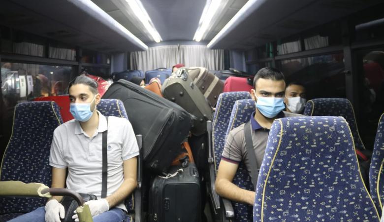 مصر تفتح معبر رفح مع قطاع غزة للمغادرين لأول مرة منذ الجائحة