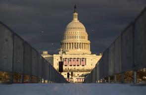 العاصمة الأمريكيةواشنطن تستعد لتنصيب الرئيس المنتخب دونالد ترامب