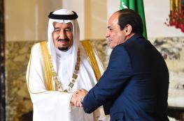 """الحكومة المصرية تقر اتفاقية """"تيران وصنافير"""" وتحيلها للبرلمان"""