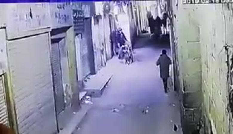 شاهد ..الكشف عن هوية الانتحاري الذي فجر نفسه وسط القاهرة