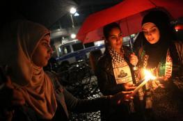 مصرع مواطن واندلاع حرائق في 6 منازل بغزة