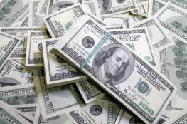انخفاض حاد على سعر صرف الدولار مقابل الشيقل