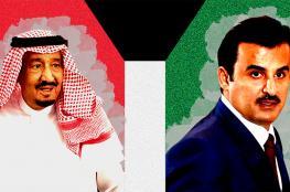 وزير خارجية قطر: مباحثات سعودية كويتية لحل الأزمة الخليجية