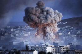 الدفاع البريطانية تعترف : قتلنا مدنيا سوريا واحدا خلال غارة جوية الشهر الماضي