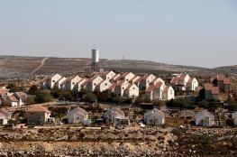 اسرائيل شيَّدت نحو 20 ألف منزل جديد للمستوطنين في الضفة