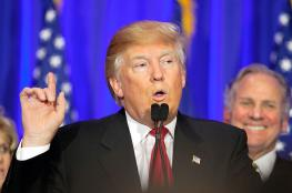 ترامب يتعهد بالتصدي بكل حزم لأي تدخل روسي في اي انتخابات مقبلة