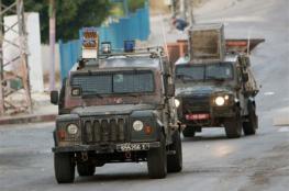 الاحتلال يقتحم قرية بورين قرب نابلس ومدينة سلفيت