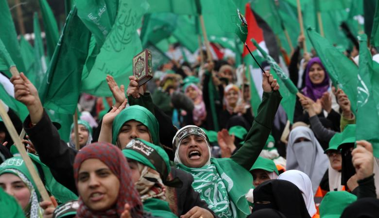 """حماس: مبادرة الفصائل لانهاء الانقسام """"قيد الدراسة"""""""