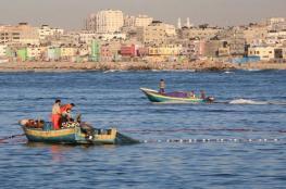 الاحتلال يفرج عن 23 مركب صيد تم احتجازها من  غزة