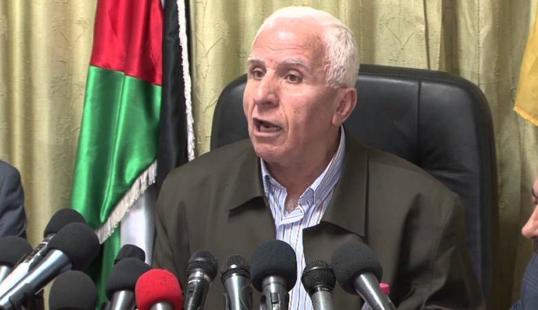 الأحمد: الرئيس عباس بانتظار رد حماس